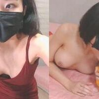 [韩国]矇眼吃香蕉~情慾主播求按讚分享订阅~